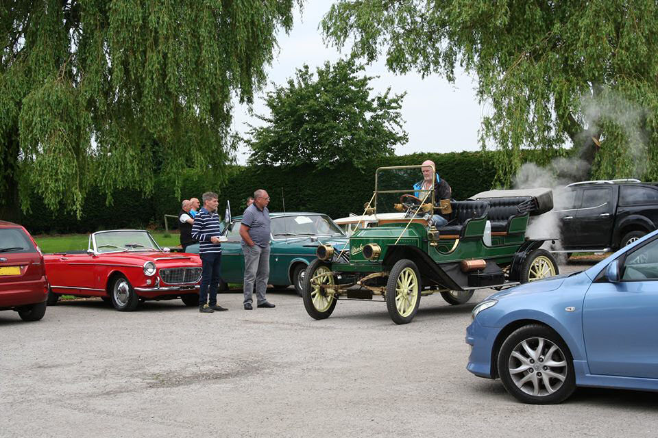 Car Club of Doncaster Breakfast Meeting