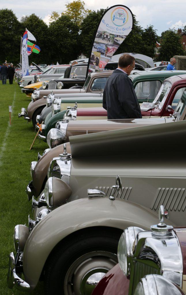 Doncaster Classic Car & Bike Show